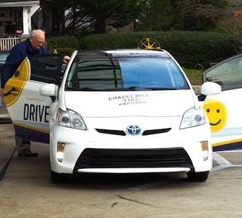 Chapel Hill Tire Shuttle