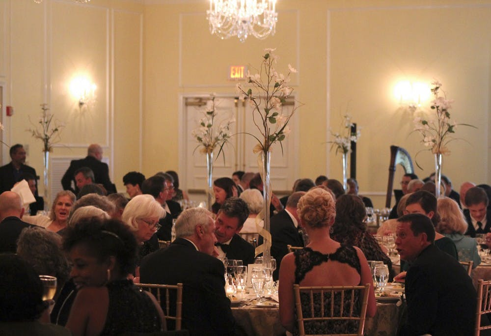Seven business leaders were inducted into the Business Hall of Fame