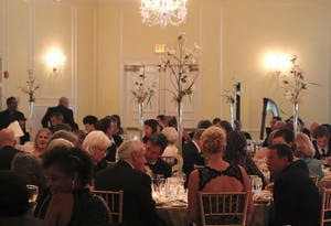The Chapel Hill-Carrboro Business Hall of Fame celebrates local business owners Thursday at the Carolina Inn.