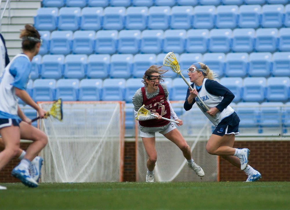 Previewing the season for the No. 1 UNC women's lacrosse team