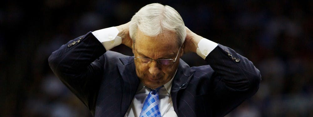 Tar Heels fall short of Final Four, lose to Kentucky 76-69