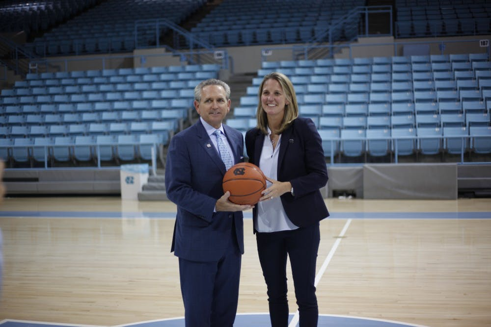 UNC women's basketball releases non-conference schedule for 2019-20