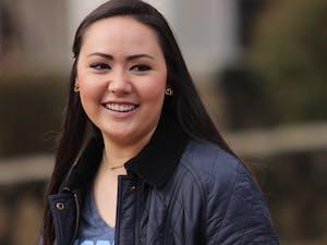 Elizabeth Adkins is a senior political science and journalism major.