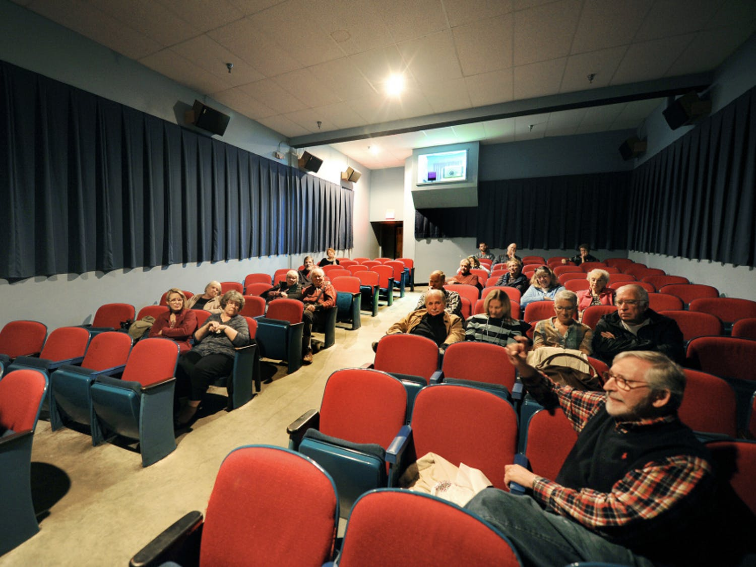 """Chelsea Theater and Carolina Public Humanities are partnering for """"Mornings at the Movies."""" Photo by Donn Young/College of Arts and Sciences"""