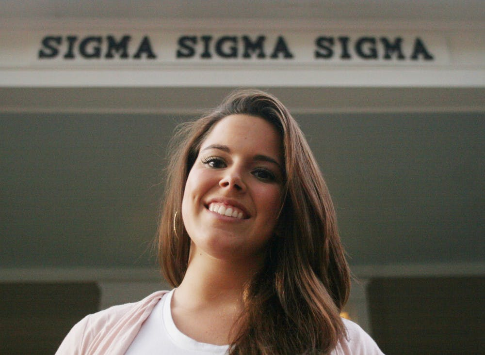 UNC's Panhellenic Council elects new president