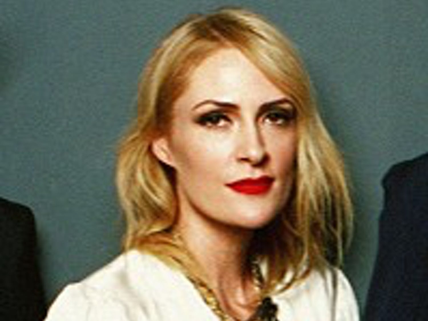 Emily Haines is the lead vocalist of the band Metric. Haines, along with the band, will be preforming at Memorial Hall Wednesday night. Photo courtesy of Brantley Gutierrez.