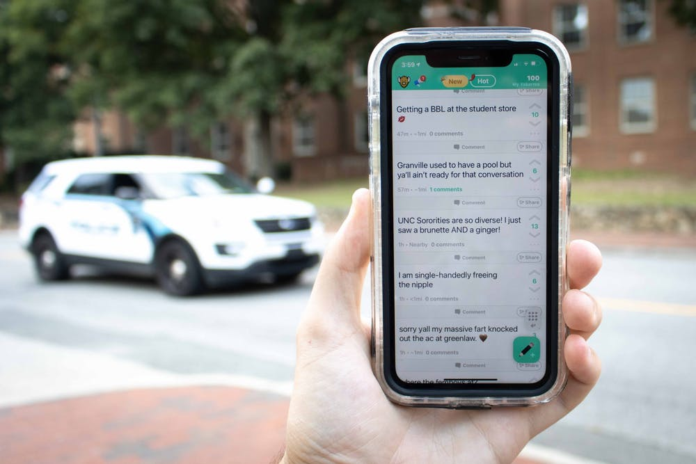 <p>DTH Photo Illustration. The anonymous messaging app Yik Yak is available on the iOS App Store once again after a four-year hiatus.</p>