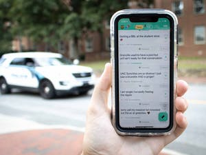 DTH Photo Illustration. The anonymous messaging app Yik Yak is available on the iOS App Store once again after a four-year hiatus.