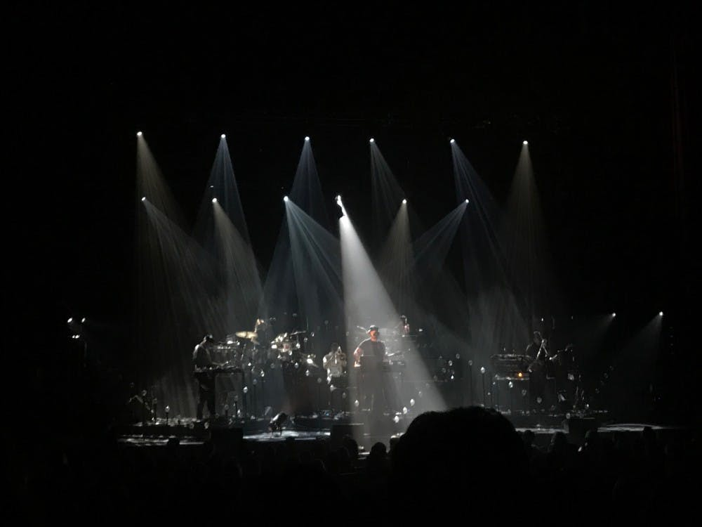 Review: Bon Iver's performance at DPAC was transcendent and real