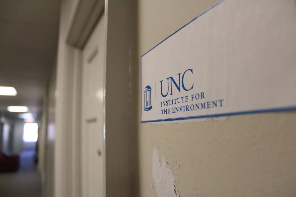 Temporary EPA freeze concerns UNC Institute for the Environment