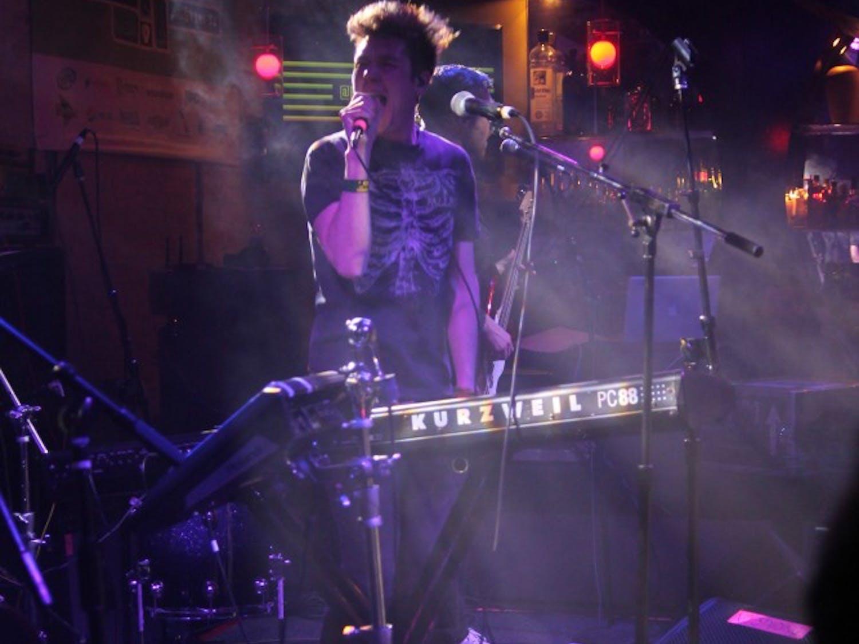Bastille performs at Latitude 30 at the British Music Embassy showcase.