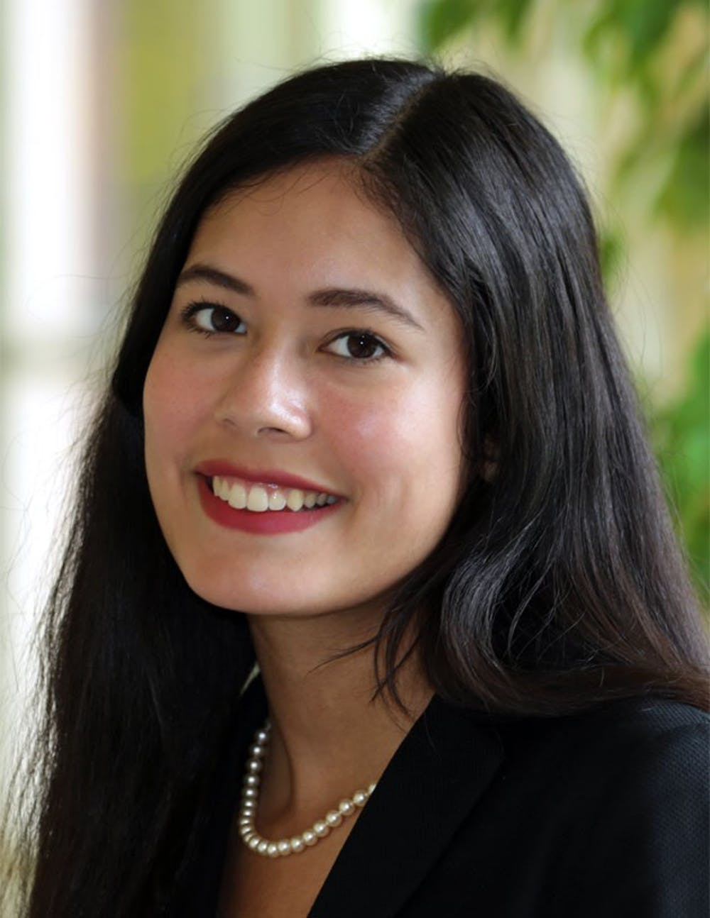 <p>Paloma Ruiz became UNC's 51st recipient of the Goldwater Scholarship based on her cancer research in the Strahl lab. Photo courtesy of Paloma Ruiz.</p>