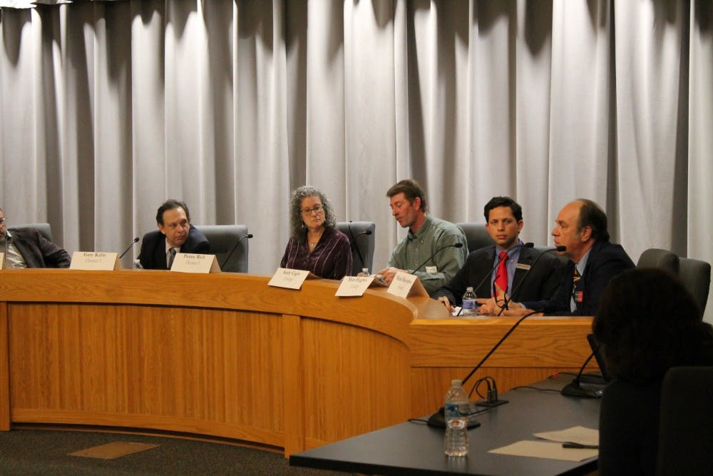 Commissioner candidates agree teacher turnover needs solution