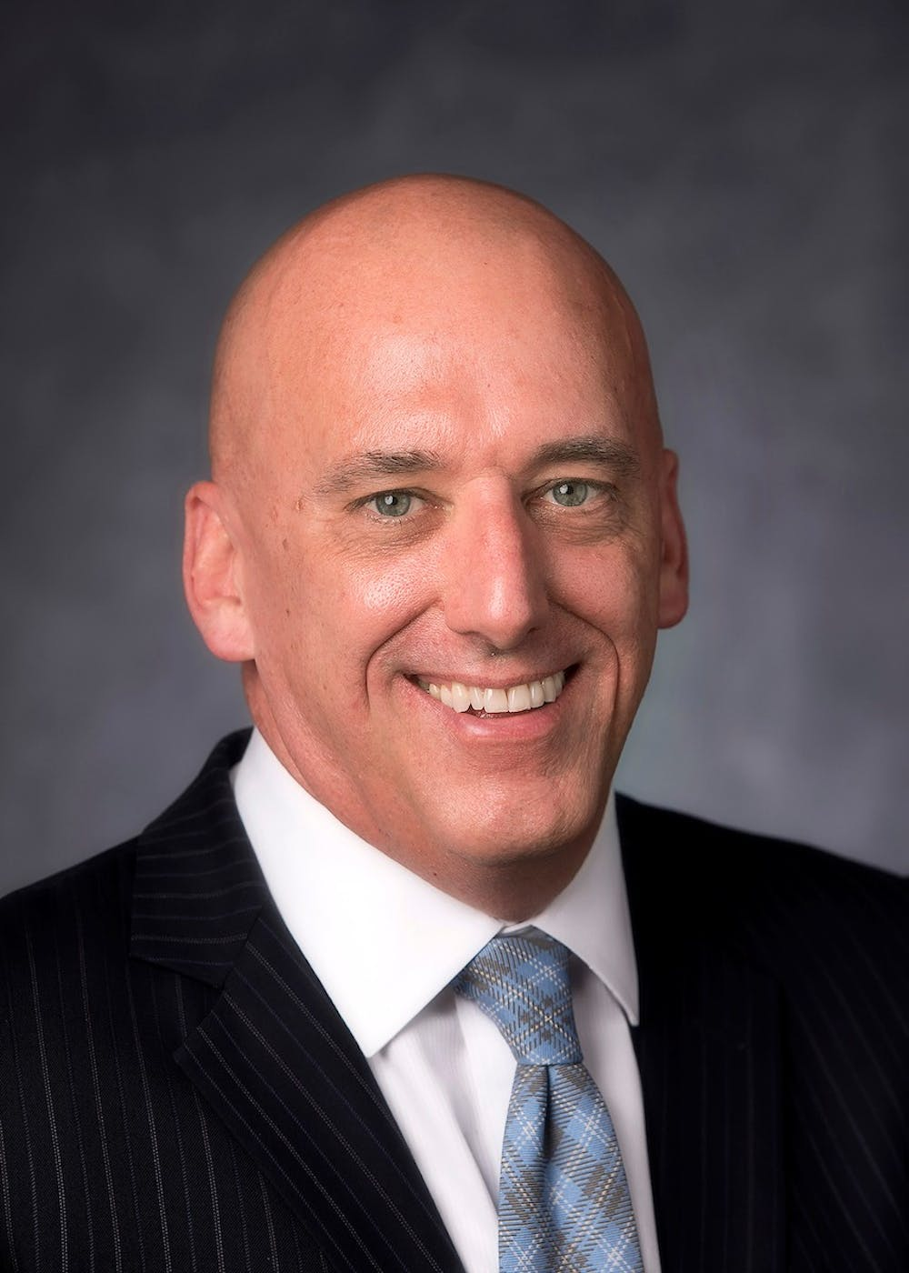 <p>Joel Curran is the Vice Chancellor for Communications at UNC. His last day with the University will be Oct. 8.&nbsp;</p>
