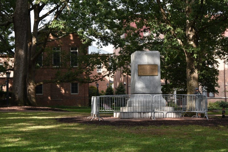 Silent Sam, a controversial monument on the campus of UNC-Chapel Hill, creates a divide between unaffiliated voters and those who have strong opinions about the decisions regarding this statue.