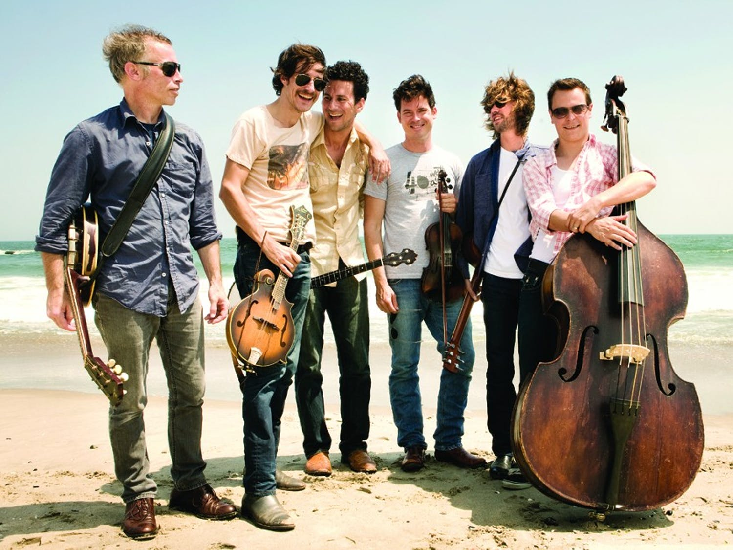 Old Crow Medicine Show, which plays a blend of old-timey string music and other forms of Americana, will perform at Memorial Hall tonight at 8 p.m.  The concert is completely sold out to both students and the public.