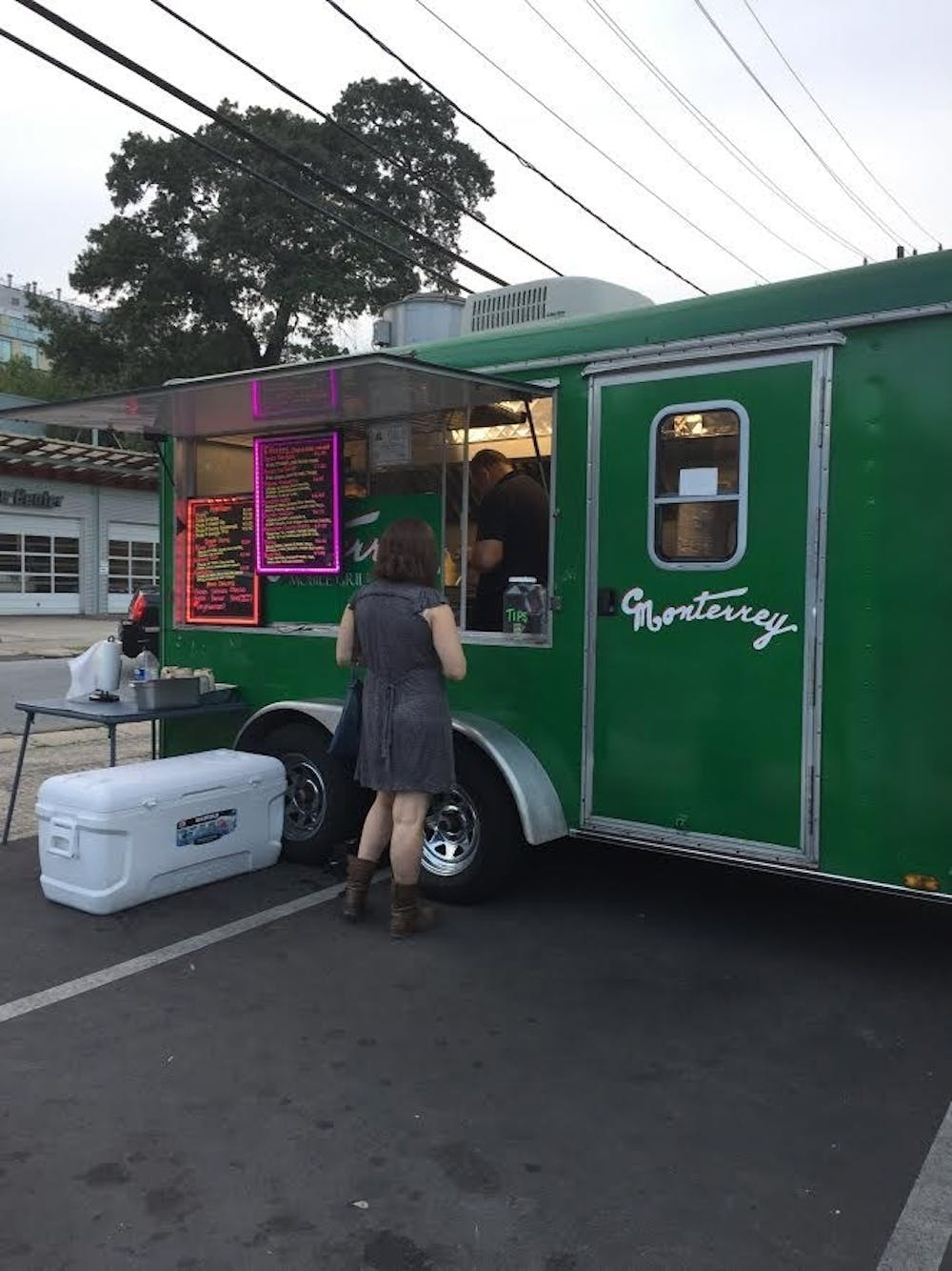 Food trucks expand in Chapel Hill, Carrboro