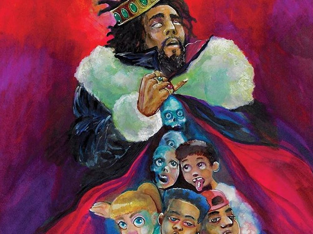 "Whatever, Trevor: Will J. Cole's ""KOD"" be corny?"