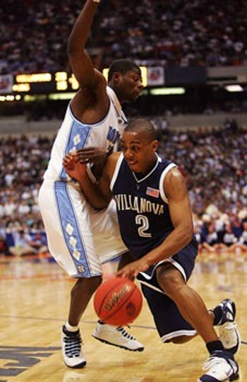 "Former UNC guard Jackie Manuel started in the 2005 Sweet 16 matchup with Villanova"" a win he named as one of the top three or four of his career."