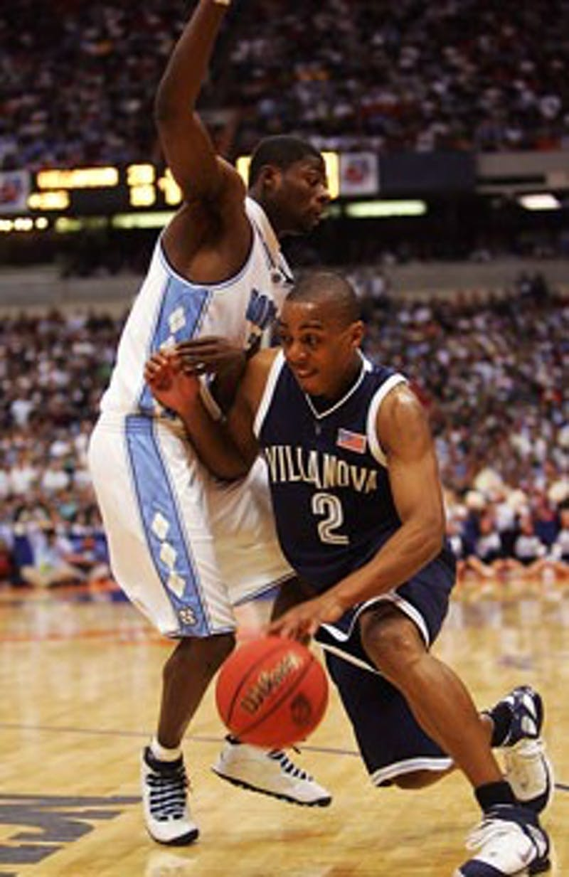 Former UNC guard Jackie Manuel started in the 2005 Sweet 16 matchup with Villanova, a win he named as one of the top three or four of his career.