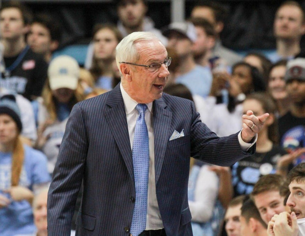 UNC men's basketball schedule is highlighted by senior night on March 9 vs Duke