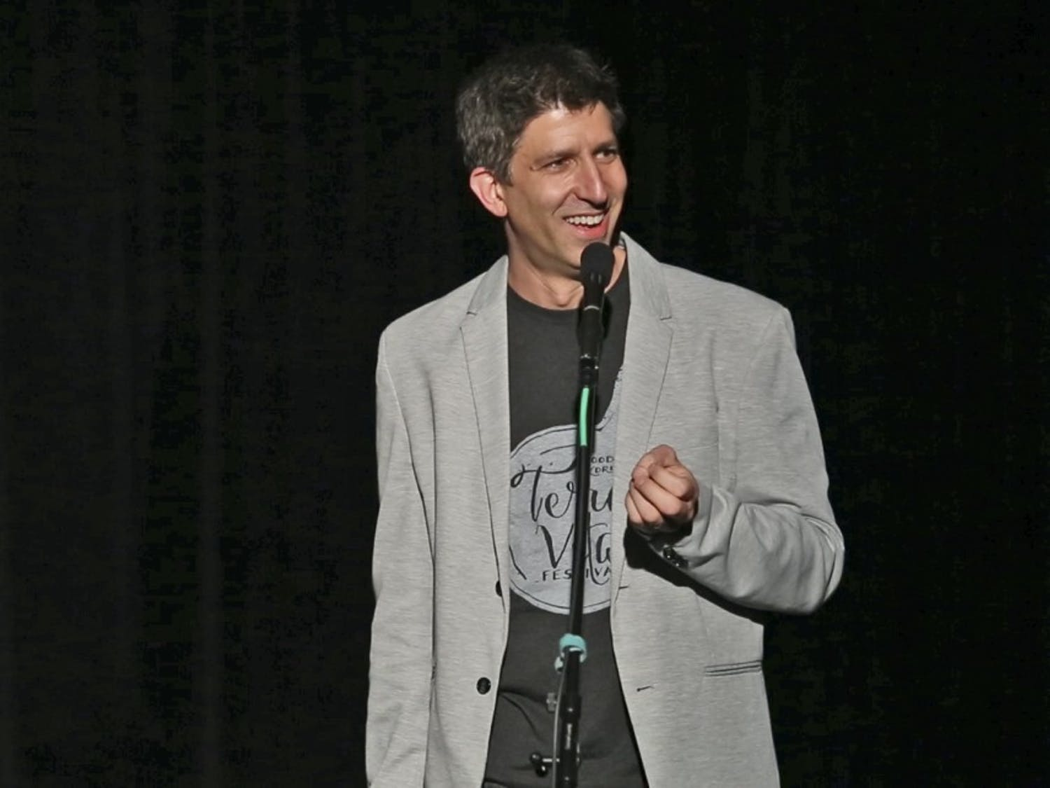 Jeff Polish is the founder of and executive director of the Monti. Photo Courtesy of Jeff Polish.