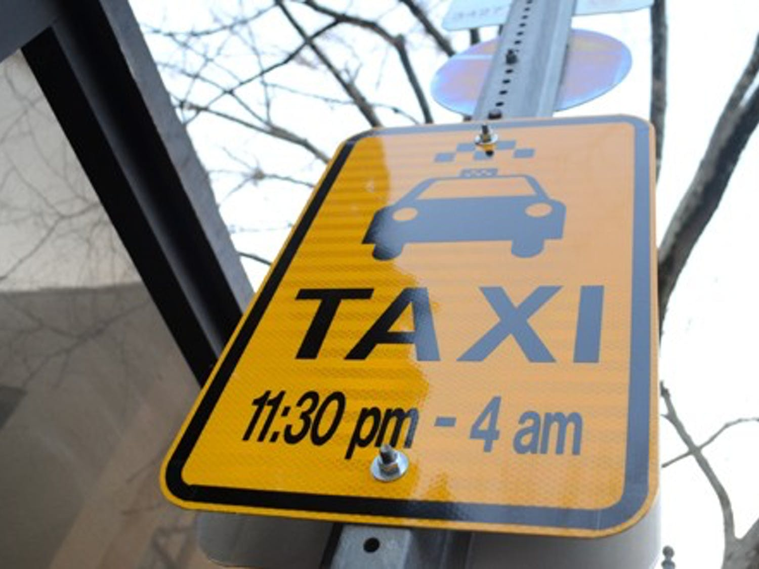 New taxi regulations in Chapel Hill went into effect on Jan. 1, which included a flat rate for taxis around downtown.