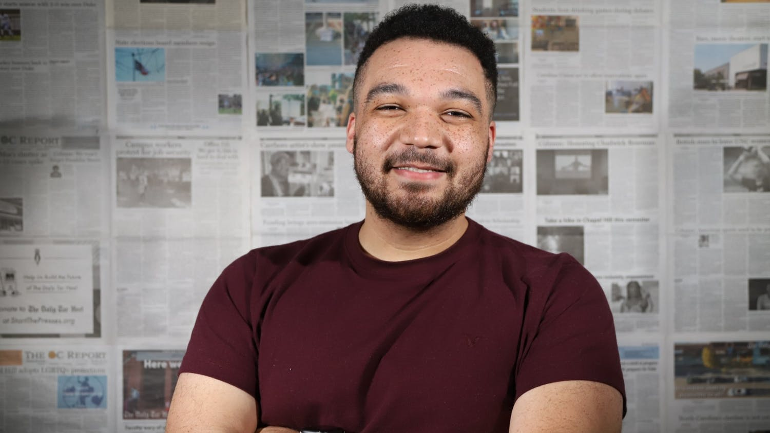 Brandon Standley is the 2020-2021 editorial managing editor for The Daily Tar Heel. He is a senior from Kinston, N.C. majoring in psychology and public relations.