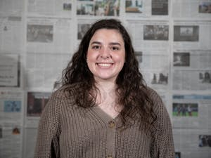 Daily Tar Heel's 2020-2021 opinion editor Paige Masten.