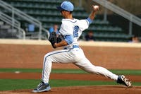 UNC vs NCA&T in baseball