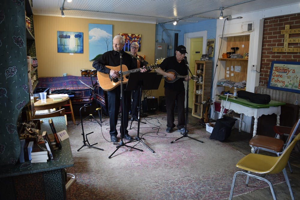 The hum of Johnny's Gone Fishing fuels Carrboro community