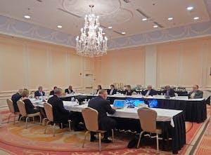 The Board of Trustees met on May 31 at the Carolina Inn.