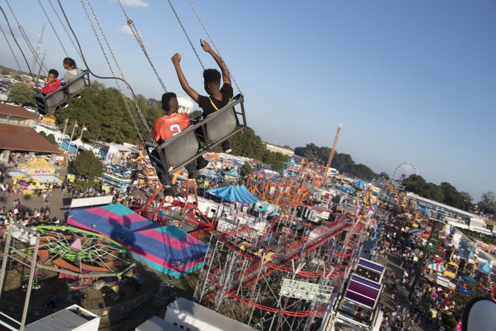 Here's a look at all the new attractions at the NC State Fair