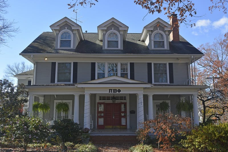 UNC sororities make housing rules for safety purposes, but some question the validity of those rules.