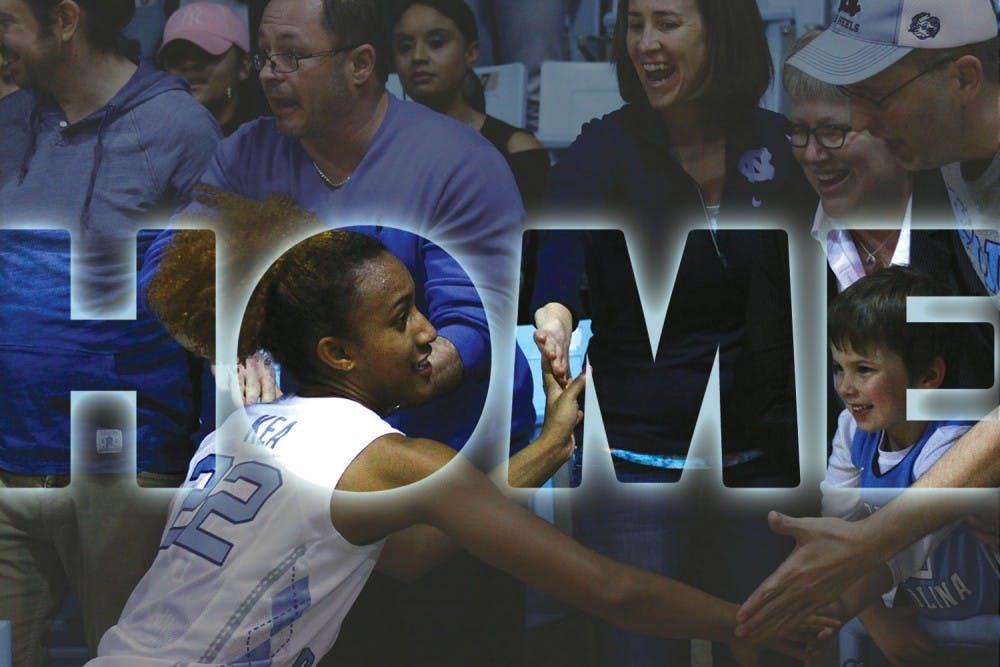 'A place to call home': Vanderbilt transfer Paris Kea embraces role with UNC women's basketball