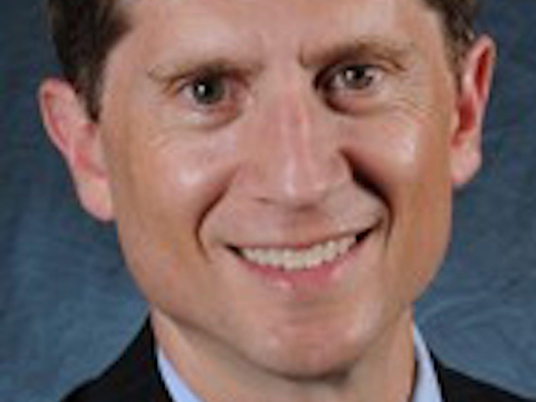 Mark Katz, 2011 Hettleman Award winner at the University of North Carolina at Chapel Hill.