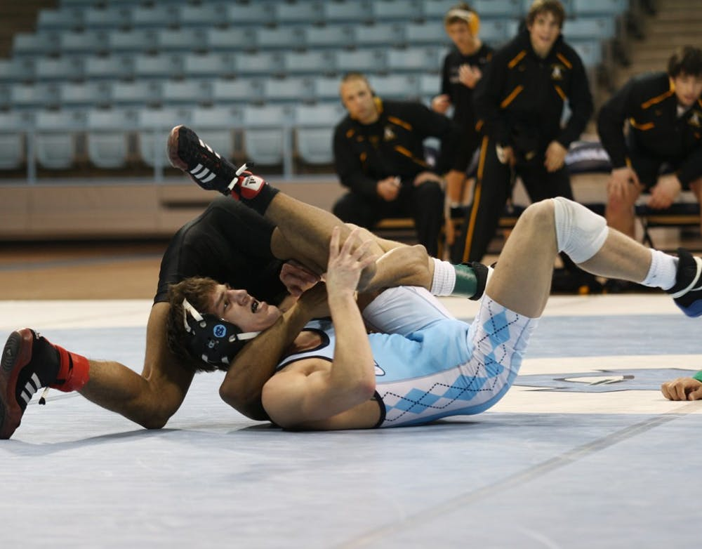Youthful inconsistency dooms wrestling squad