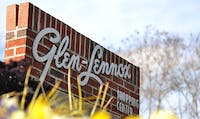 Glen Lennox apartments and shopping center is located in Chapel Hill, N.C.
