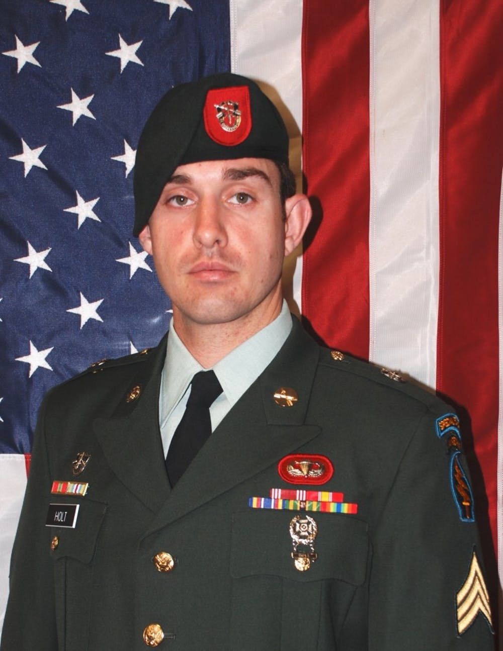 From Soldier to Surgeon: Green Beret finds his way to UNC classrooms