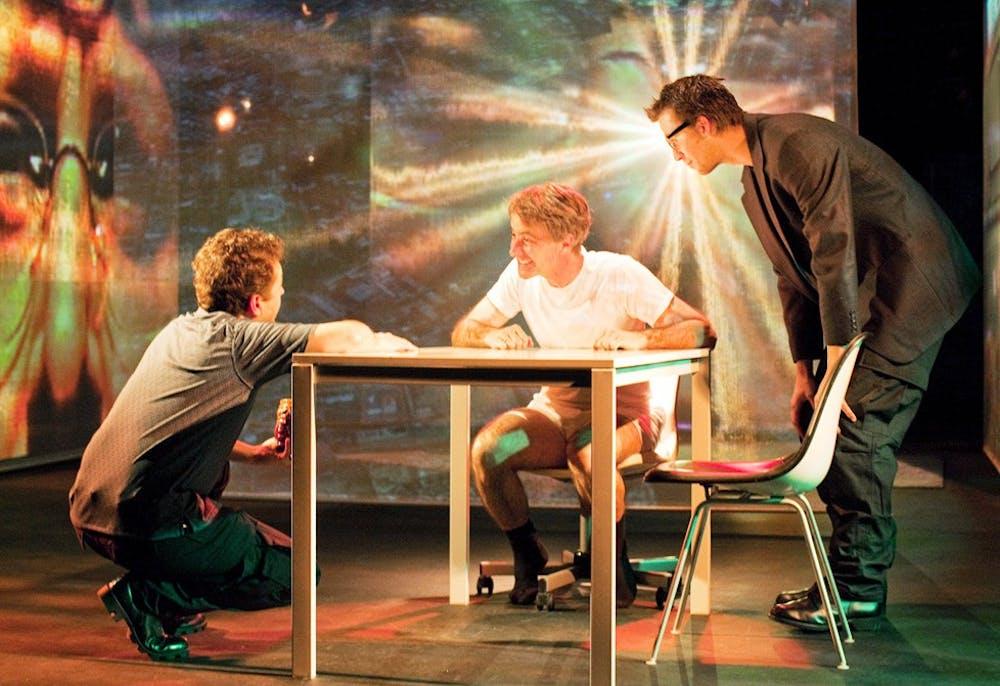 UNC professor's play explores power and Donald Rumsfeld