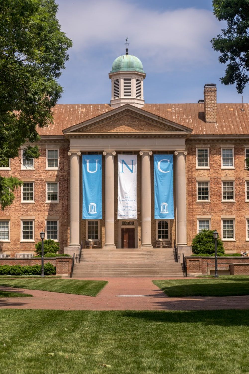 UNC has raked in over $2 billion in donations. It's only halfway done