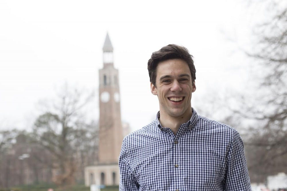 SBP candidate Joe Nail's disqualification ruled invalid by UNC Supreme Court
