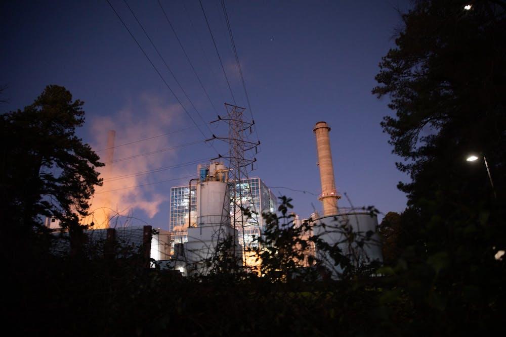 Lawsuit against UNC claims coal plant could pose health risks to community