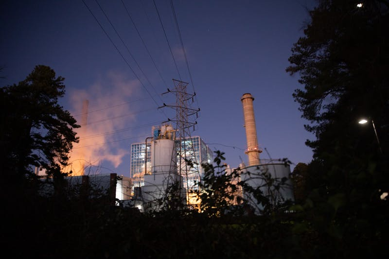 Lawsuit against UNC claims coal plant could pose health risks to community