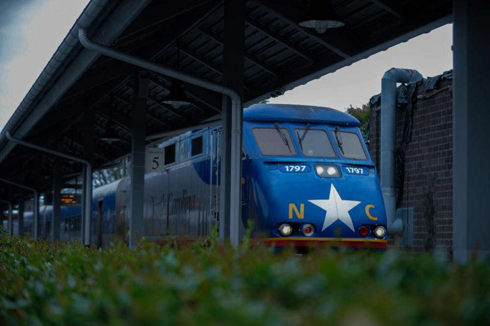 Do you take the train to Charlotte? N.C. just received a grant to make improvements