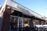 Topper's Pizza will partner with Feeding America to fundraise for hunger relief.