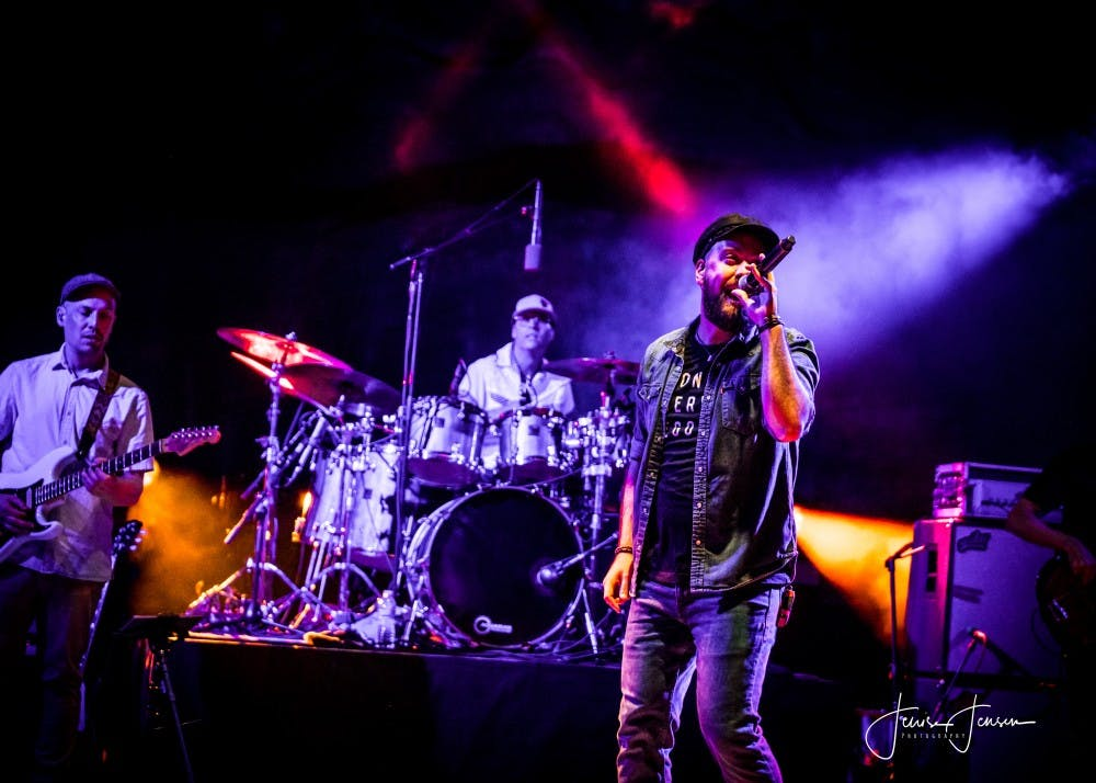 The Motet band brings back the funk to Chapel Hill