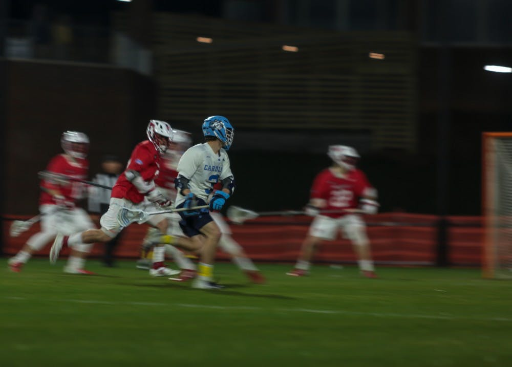 UNC men's lacrosse bounces back from two straight losses, cruises past Marist, 17-5