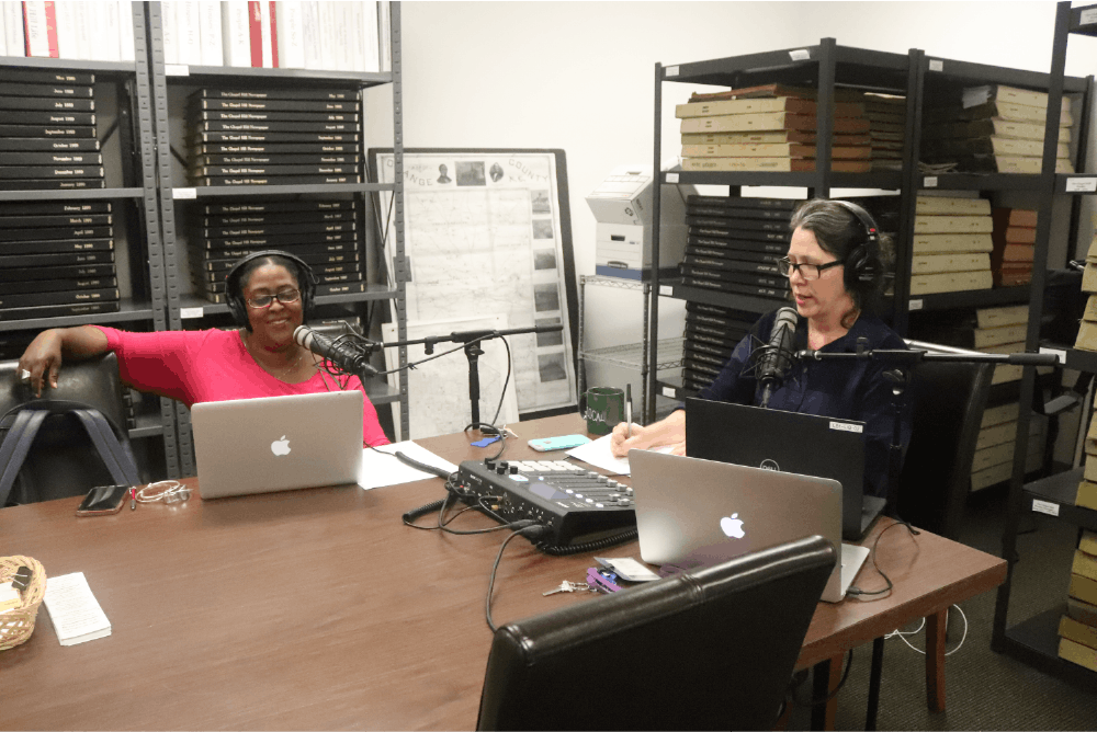 Chapel Hill Public Library launches podcast about town and University monuments