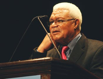 Al Young was the 2011 Thomas Wolfe Lecturer.